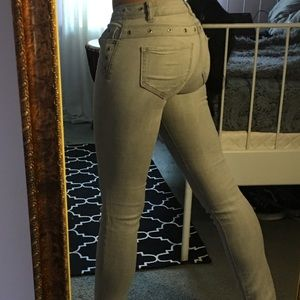Denim - Grey jeans